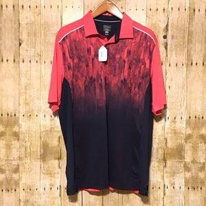 Greg Norman Play Dry Daybreak Polo Shirt XL